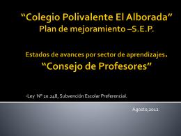 vvvvccccccccdcdcccccc - Colegio Polivalente El Alborada