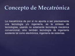 2. mecatronica