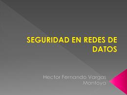 Diapositiva 1 - IUE-Redes-de