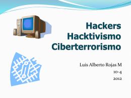 Hackers - TecnologiasInfo10-4