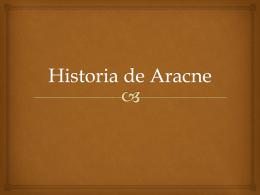 Historia de Aracne