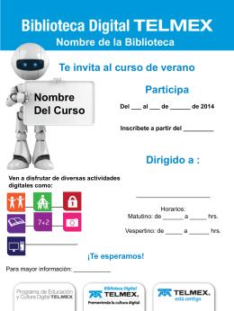 Biblioteca Digital TELMEX