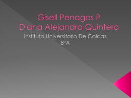 Gisell Penagos P - Instituto Universitario de Caldas