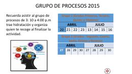 Grupo 1 - Nuevo Gimnasio School