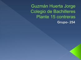 Guzman huerta jorge colegio de bachilleres plante 15 contreras
