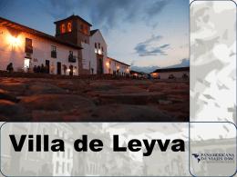 En la tarde…. Visita a Villa de Leyva