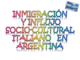 emigracion italiana en argeninta