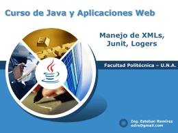 Curso de Java y Aplicaciones Web Facultad Politécnica