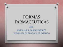 FORMAS FARMACÉUTICAS (1) (3508111)