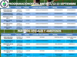 programacionoficial rbs 2015/12-13 septiembre