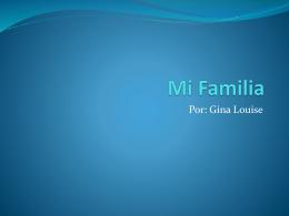 Mi Familia - lorenzosphs
