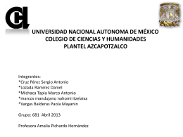 Comercialización 2 - Portal Académico del CCH