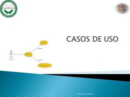 Caso de Uso - analisisistemas