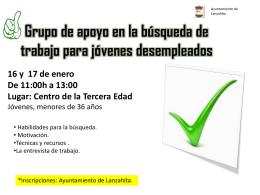 Diapositiva 1 - Ayuntamiento de Lanzahíta