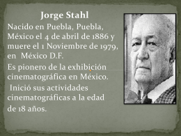 Jorge Stahl - WordPress.com