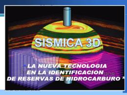 sismica3D - SismoClubB2011