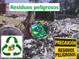 residuos