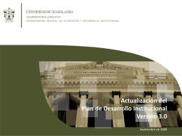Diapositiva 1 - Consejo de Rectores