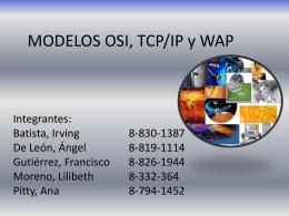 MODELO TCPI