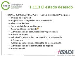 1.11.3 El estado deseado
