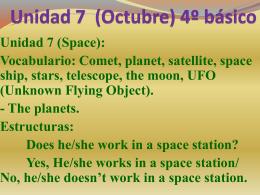 Presentación N° 7 (Octubre)