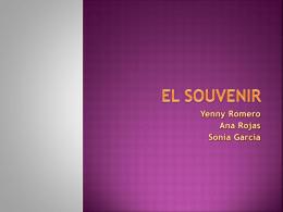EL SOUVENIR