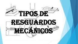expo resguardos mecanicos
