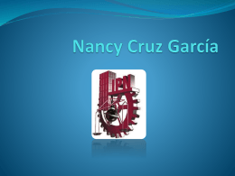 Nancy Cruz García
