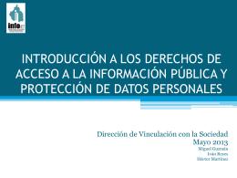 presentacion_CUAU - Instituto de Acceso a la Información