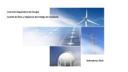 Presentación de PowerPoint - Comisión Reguladora de Energía