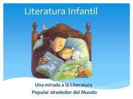 Ejemplos - Childrens Literature Worldwide