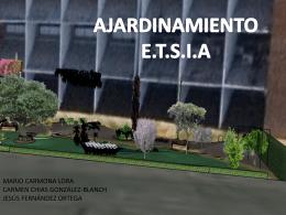 PPT P - Jardineria y Paisajismo