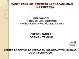 Diapositiva 1 - trazabilidad5