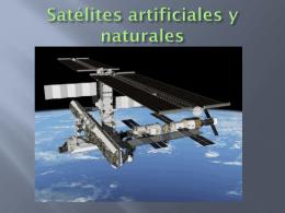 Satélites artificiales y naturales. 2011