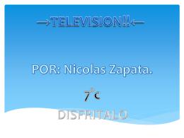 TELEVISION‼ - TELEVICION-NZC