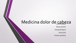 Medicina dolor de cabeza (432217)