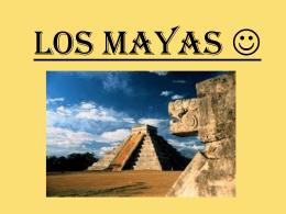 La historia de los Mayas - viajando-en-el