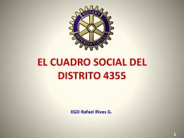 Exposicion de membresia EGD Rafael Rivas