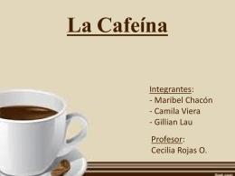 LA CAFEINA (1028063)
