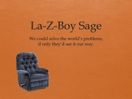 La-Z-Boy Sage - Span670RW2010