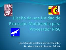 Diapositiva 1 - Eduardo Jonathan Martínez Montes