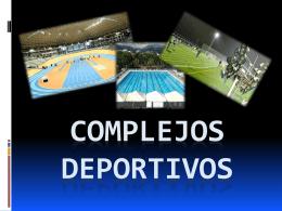 Complejos deportivos (508937)