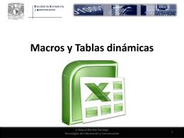 Tema I. Electrónica Básica - Docencia FCA-UNAM
