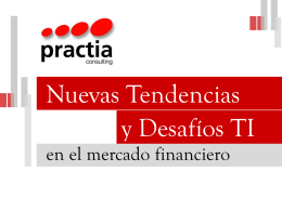 Agenda - Pragma Consultores