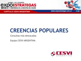 capítulo cesvi argentina
