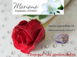 Presentación Mariana.