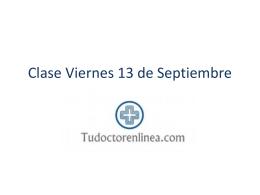 Clase 14 de Septiembre completa