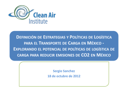 Sustainable Transport & Air Quality Conference