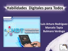 presentacion HDT TEMA 5