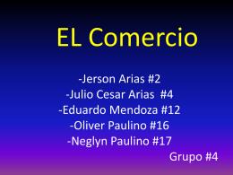 El Comercio (429535) - Liceo Seminario San Pio X